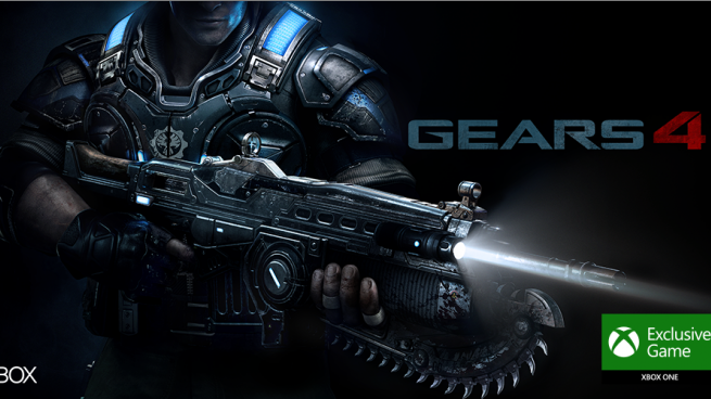 Gears of War 4  – 2015 E3 Demo