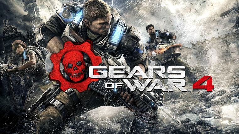 Gears Of War 4 – Showcase